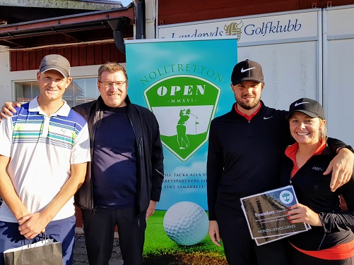 Nolltretton Open